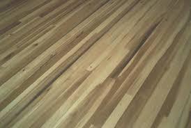 longleaf pine and ash flooring