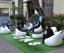 Modern Garden Chairs Terrace U0026 Garden Designs Cute Modern Garden Furniture Ideas