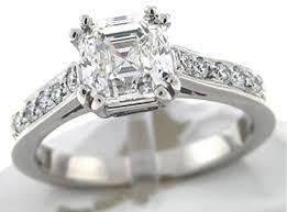 asscher cut diamond engagement rings diamonds listanum asscher cut diamond engagement rings amazing