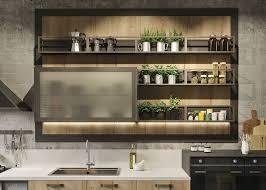Urban Design Kitchens - expression of the latest u201curban u201d trends loft kitchen decoholic