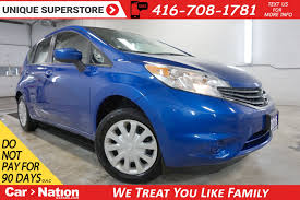 nissan canada airbag recall used blue 2016 nissan versa note used car for sale burlington