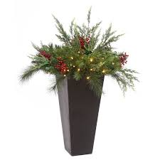 30 estate urn filler battery powered decorated greenery