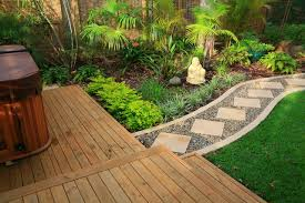 Balinese Style Garden Design Asian Landscape Sydney By - Asian backyard designs