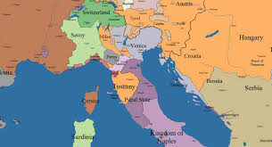 Map Of Naples Italy by Military History Of Italy