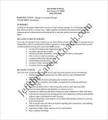 Manager Retail Resume Download Retail Cashier Resume Haadyaooverbayresort Com