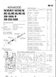 download free pdf for kenwood sw 200 subwoofer manual