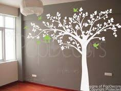 backdrops beautiful wall design ideas minimalist wall stickers trees