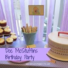 doc mcstuffins birthday party birthday party doc mcstuffins my big happy