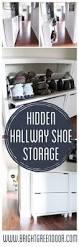no closet solution the 25 best shoe storage solutions ideas on pinterest shoe