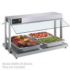 buy hatco grbw 42 glo ray buffet warmers w heated base 42