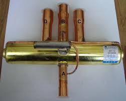 pump reversing valve