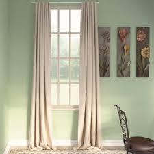 Floor To Ceiling Curtains Ceiling To Floor Curtains Wayfair