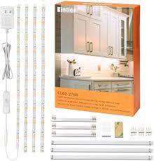 led kitchen cupboard cabinet lights kintion led cabinet lighting counter lights led lights for kitchen shelf showcase cupboard warm white led