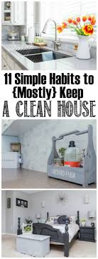 how to spring clean your house in a day 11 daily habits to keep a house clean and tidy clean and scentsible