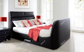 Kingsize Tv Bed Frame Tv Beds Beds