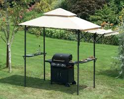 bbq shelter with extending awning gazebo ideal uk barbecue