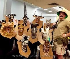 Halloween Animal Costumes Adults 25 Safari Costume Ideas 3 Halloween