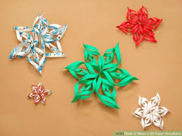 the 25 best 3d paper snowflakes ideas on paper
