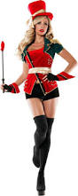 Halloween Costumes Adults Carnivale Ringmaster Costume Party Halloween