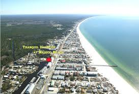 Mexico Beach Map by Tranquil Harbour At Mexico Beach Condo With Boat Slip Tranquil