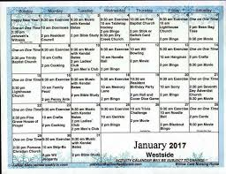 assisted living menu ideas 36 best other activity calendars images on assisted