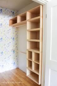 72 easy and affordable diy wood closet shelves ideas round decor