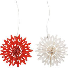 White Christmas Paper Ornaments by 21 Best The Red U0026 White Christmas Theme Images On Pinterest