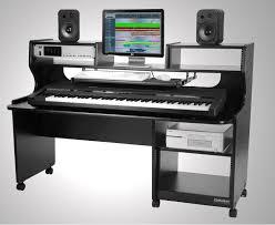 Omnirax Presto 4 Studio Desk Omnirax Prostation Junior Mc Workstation Frontendaudio Com
