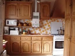 meuble cuisine en chene meuble cuisine chene massif le bois chez vous