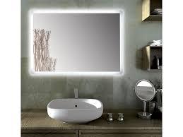 Ikea Specchiera by Specchio Bagno Led Rettangolare Sole