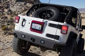 jeep rear bumper excessive industries jeep jk and jku rear bumper