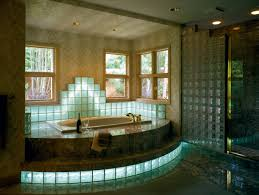 glass block designs for bathrooms seattle glass block glass block shower glass block showers