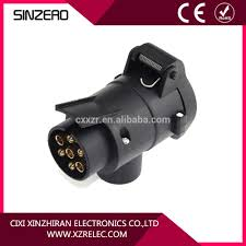 7 pin trailer plug socket 7 pole trailer socket european australia