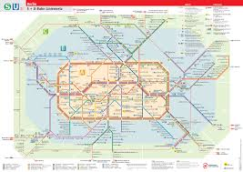 San Francisco Metro Map Pdf by Maps Update 21051488 Berlin Tourist Map Pdf U2013 Berlin Printable