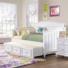 trundle bed for girls bedroom cute kids bedroom furniture design with gorgeous wooden