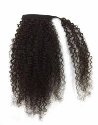 online shop fashion afro puff curly weave ponytail hairstyles