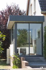 vitrage toiture veranda sas d u0027entrée à toit plat fabricant de véranda et pergola en