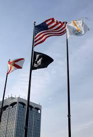 Outside Flag Sarasota Daily Photo Four Flags