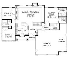 Ranch Home Plans 47 Best House Plans Images On Pinterest Ranch Floor Plans