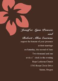 Wedding Invitation Card Wordings Wedding Summer Wedding Invitations Ideas For Summer Weddings Part 7