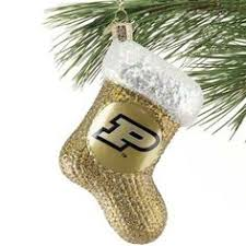 purdue ornament football topperscot boilermakers