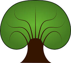 thick tree xochi info clip clipart panda free clipart images
