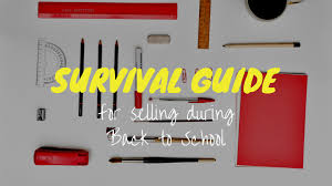 survival guide for selling your house during back to season