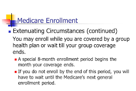 Extenuating Circumstances Welcome To The Medicare Training Ppt Download