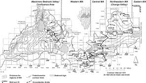 State Plane Coordinate System Map by Chemical And Isotopic Indicators Of Groundwater Evolution In The