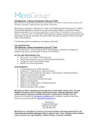 Medical Device Resume Machinist Resume Free Resume Example And Writing Download