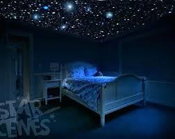 chambre ciel étoilé plafond etoile chambre etoile lumineuse pour chambre brillent les