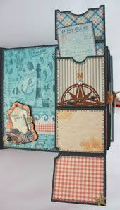 photo albums scrapbooks 5435 best scrapbook mini albums images on mini