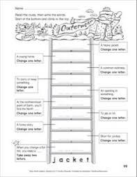 giving thanks word ladder grades 4 6 pinterest