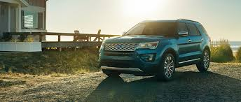 Ford Explorer 1991 - does the ford explorer have 3rd row seating
